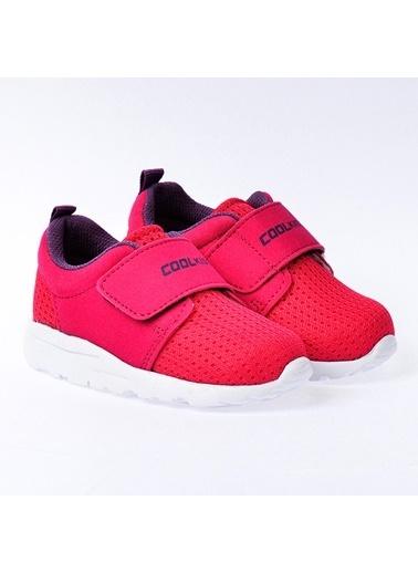 Kiko Kids  S22 Günlük Yürüyüş Erkek/Kız Çocuk Spor Ayakkabı Fuşya